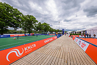 Den Bosch, Netherlands, 12 June, 2017, Tennis, Ricoh Open, KNLTB Plaza<br /> Photo: Henk Koster/tennisimages.com