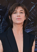 Charlotte Gainsbourg @ the premiere of 'Independence Day: Resurgence' held @ the Chinese theatre.<br /> June 20, 2016.