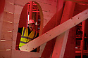 17/09/19<br /> <br /> Maze building ahead of this year's Scarefest at Alton Towers, Staffordshire.<br /> <br /> All Rights Reserved: F Stop Press Ltd.  <br /> +44 (0)7765 242650 www.fstoppress.com