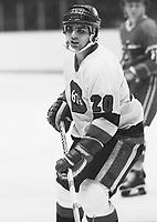 Mario Ceri Ottawa 67's 1980. Photo Scott Grant