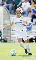 Lisa Sari...Saint Louis Athletica and LA Sol, played to a 0-0 tie at Robert Hermann Stadium in St Louis, MO. April 25 2009.