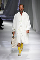 Fend Ready To Wear Spring Summer 2021 fashion show at Milan Fashion Week, Milano, Italy in September 2020.<br /> CAP/GOL<br /> ©GOL/Capital Pictures