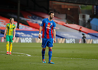 13th March 2021; Selhurst Park, London, England; English Premier League Football, Crystal Palace versus West Bromwich Albion;  Luka Milivojevic of Crystal Palace