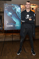 """NEW YORK - OCTOBER 30: Jack Hutton attends the reception after the screening of National Geographic Documentary Films """"Sea of Shadows"""" and """"Lost and Found"""" on October 30, 2019 in New York City. (Photo by Anthony Behar/National Geographic/PictureGroup)"""