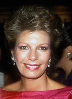 Princess Yasmin Aga Khan 1980s<br /> Photo by Adam Scull/PHOTOlink