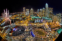 First Night Charlotte - Romare Bearden Park