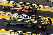24-26 February 2017, Chandler, Arizona, USA, Doug Kalitta, Mac Tools, Top Fuel Dragster © 2017, Jason Zindroski