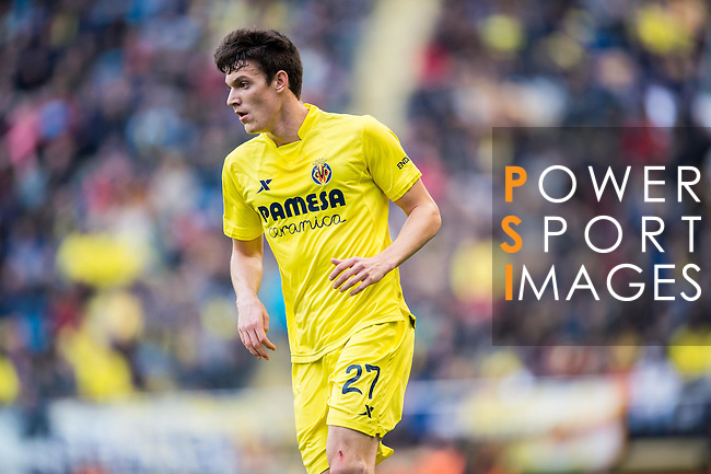 Villarreal CF plays Valencia CF during the Liga BBVA 2015-2016 match on December 31, 2015 at the El Madrigal in Villarreal, Spain. Photo by Aitor Alcalde / Power Sport Images