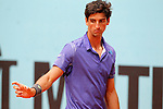 Thomaz Bellucci during Madrid Open Tennis 2015 match.May, 4, 2015.(ALTERPHOTOS/Acero)
