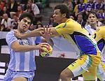 2013.01.13 Handball WC Brazil v Argentina