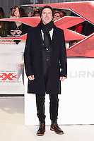 """director, DJ Caruso<br /> at the """"xXx: Return of Xander Cage"""" premiere at O2 Cineworld, Greenwich , London.<br /> <br /> <br /> ©Ash Knotek  D3216  10/01/2017"""