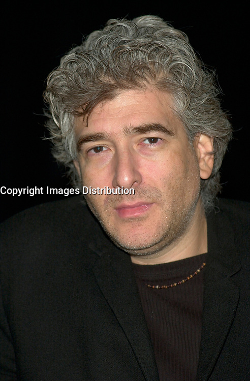 October2nd, 2000 File Photo of<br /> The founder of SAM THE RECORDMAN music chain ; Sam Sniderman's son ;<br /> ,adressing the Canadian Retail Council, in Toronto.<br /> <br /> The 50 year old Canadian  chain filed today(october 30th, 2001) for protection from it's creditors and is expecting bankrupcymainly  because of competition from chains suchs as HMV and also because of MP3.<br /> <br /> The company now owned by the son Bobby  , annonced it is closing the Younge St, flagship store on June 30, 2007.<br /> Photo by Pierre Roussel / Images Distribution