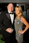 Missy and Phillip Cameron at the 20th San Luis Salute Friday Feb. 05, 2016.(Dave Rossman photo)
