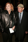 Anne Meara and Jerry Stiller<br /> attending the Opening Night Performance of<br /> TWENTIETH CENTURY at the American Airlines Theatre in New York City.<br /> March 25, 2004