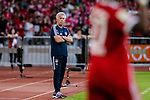 Bayern Munich Coach Carlo Ancelotti during the 2017 International Champions Cup China  match between FC Bayern and AC Milan at Universiade Sports Centre Stadium on July 22, 2017 in Shenzhen, China. Photo by Marcio Rodrigo Machado / Power Sport Images