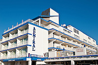 The Admiral Motel, Wildwood, NJ, New Jersey, USA
