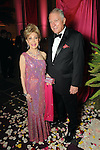 """Margaret Alkek Williams and Jim Daniel at the Museum of Fine Arts Houston's 2013 Grand Gala """"India"""" Friday Oct. 04,2013.(Dave Rossman photo)"""