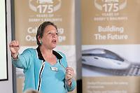 Women in Trains keynote speaker Baroness Kramer