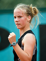 1-6-08, France,Paris, Tennis, Roland Garros, Hogenkamp