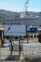 CentrePort in Wellington, New Zealand on Thursday, 19 december 2019. Photo: Dave Lintott / lintottphoto.co.nz