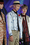 RM(BTS), Dec 04, 2019 : RM, BTS, 2019 Mnet Asian Music Awards (MAMA) in Nagoya, Japan on December 4, 2019. (Photo by Pasya/AFLO)