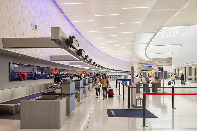 John Glenn International Airport (CMH) Terminal Revitalization   AECOM, MSA Architects, Turner Construction & Corna-Kokosing