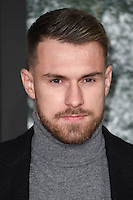 """Aaron Ramsey<br /> at the European premiere of """"Collateral Beauty"""" at the Vue Leicester Square , London.<br /> <br /> <br /> ©Ash Knotek  D3213  15/12/2016"""