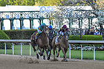 April 10, 2021: #6 C Z Rocket , ridden by Florent Geroux wins the Count Fleet Sprint Handicap   for trainer Peter Miller at Oaklawn Park in Hot Springs,  Arkansas. Ted McClenning/Eclipse Sportswire/CSM