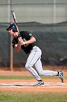 Cameron Perkins #22 of the Purdue Boilermakers during a game vs the Pittsburgh Panthers at the Big East-Big Ten Challenge at Walter Fuller Complex in St. Petersburg, Florida;  February 20, 2011.  Purdue defeated Pitt 5-3.  Photo By Mike Janes/Four Seam Images
