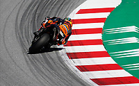 21st August 2020, Red Bull Ring, Spielberg, Austria. MotoGP of Ausria, Free Practise sessions:  Brad Binder RSA / Red Bull KTM Factory Racing
