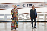 Marta Tous, Eugenia Martinez de Irujo attend the Photocall of 'Oso' during the 68th San Sebastian Donostia International Film Festival - Zinemaldia.September 25,2020.(ALTERPHOTOS/Yurena Paniagua)