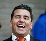 Nederland, Volendam, 31 mei 2015<br /> Playoffs om promotie/degradatie<br /> Seizoen 2014-2015<br /> FC Volendam-De Graafschap<br /> Jan Smit, directeur algemene zaken van FC Volendam.