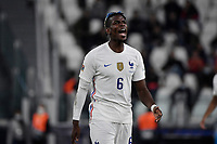 Paul Pogba of France during the Uefa Nations League semi-final football match between Belgium and France at Juventus stadium in Torino (Italy), October 7th, 2021. Photo Andrea Staccioli / Insidefoto