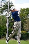 PALM BEACH GARDENS, FL. - Ernie Els during Round Two play at the 2009 Honda Classic - PGA National Resort and Spa in Palm Beach Gardens, FL. on March 6, 2009.