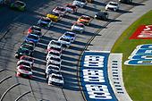 #9: Tyler Reddick, JR Motorsports, Chevrolet Camaro ARMOUR Chili and #20: Christopher Bell, Joe Gibbs Racing, Toyota Camry Rheem