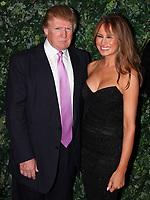 Donald and Melania Trump 2011<br /> Photo by Michael Ferguson/PHOTOlink