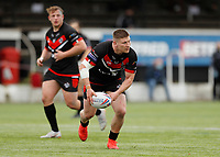 28th March 2021; Rosslyn Park, London, England; Betfred Challenge Cup, Rugby League, London Broncos versus York City Knights; Jacob Jones of London Broncos