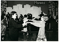 Clement Richard<br /> au Festival des Films du Monde 1985<br /> <br /> <br /> PHOTO : Agence Quebec Presse