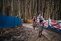 cx world champion Ceylin del Carmen Alvarado (NED/Alpecin-Fenix)<br /> <br /> Women's race at the X2O Herentals Cross 2020 (BEL)<br /> <br /> ©kramon