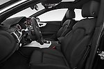 Front seat view of a 2015 Audi A7 S Line 5 Door Hatchback Front Seat car photos