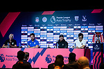 (3rd L-R) Tony Pulis West Bromwich Albion Head Coach during a Premier League Asia Trophy Press Conference at Grand Hyatt Hotel on July 21, 2017 in Hong Kong, China. Photo by Marcio Rodrigo Machado / Power Sport Images