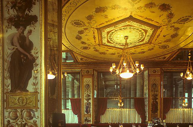 La Grand Vefour Restaurant, Paris, France