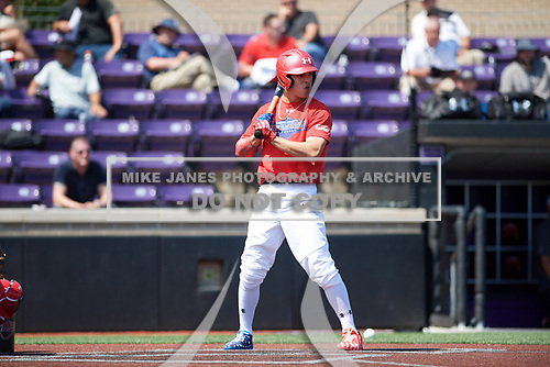 Elijah Cabell (99) of TNXL Academy in Winter Park, Florida during the Under Armour All-American Game practice presented by Baseball Factory on July 28, 2017 at Rocky Miller Park in Evanston, Illinois.  (Mike Janes/Four Seam Images)