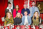 Aisling Weir (Kilflynn) and Alan Kelly (Cork) celebrating their engagement in Cassidys on Saturday.<br /> Seated l to r: Maureen and Aisling Weir, Alan Kelly and Megan Weir.<br /> Back l to r: Sean Weir, Leanne Costello, Paddy Weir and David O'Leary.