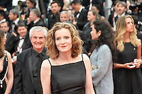 """FRA: """"THE BFG"""" Red Carpet- The 69th Annual Cannes Film Festival - Nathalie Kosciusko-Morizet attend """"THE BFG"""". Red Carpet during The 69th Annual Cannes Film Festival on May 14, 2016 in Cannes, France."""