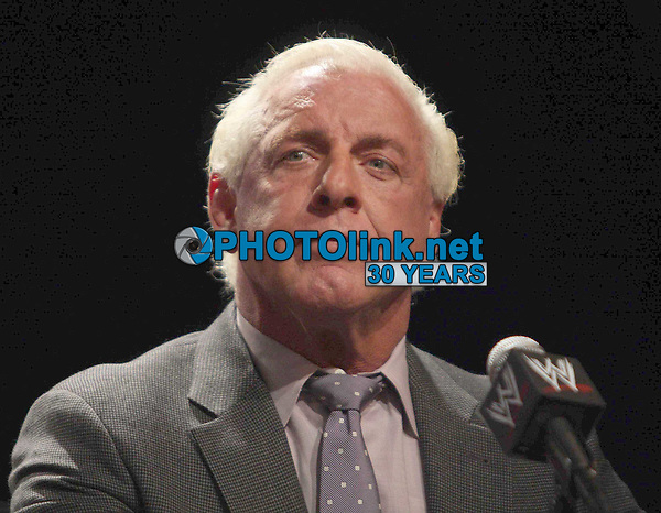 Ric Flair, 3-31-09 Photo By John Barrett/PHOTOlink