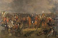 The Battle of Waterloo, Jan Willem Pieneman, 1824
