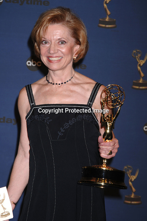 Kay Alden ..in the Press Room  at the 33rd Annual Daytime Emmy Awards on April 28, 2006 at The Kodak Theatre in Hollywood, Californina. ..Robin Platzer, Twin Images