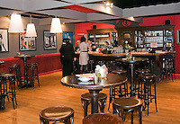 24-2-08, Netherlands, Rotterdam,  ABNAMROWTT 2008, hospitality