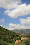 Wadi Tzalmon in the Lower Galilee